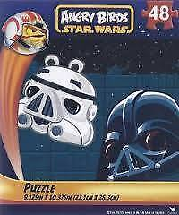 Angry Birds Star Wars 48 Piece Puzzle - NEW IN BOX