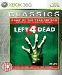 Left 4 Dead Game of the year edition classics (xbox 360 used