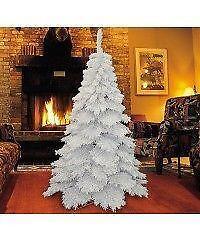 Holiday ChristmasTree / Flocked Holiday Tree / CHRISTMAS TREE