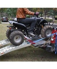 motor cycles ramp / folding ramp 2 sets / ATV ramps portable