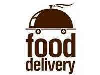 Takeaway Delivery Driver/Rider Wanted Immediate Vacancy