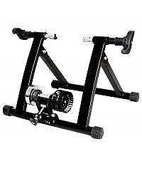 Folding Indoor Bike Trainer / Kinetic Cyclone Bicycle Trainer