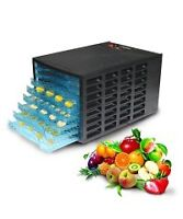 Electric Dryer /8 Tray Food Dehydrator / Digital Timer 600W
