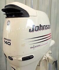 140hp Johnson 4 stroke outboard  2004 parts
