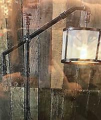 Lighting Interiors & More 217 TL3050 Vintage Oil Rubbed Bronze Table Lamp