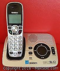Uniden Dect 6.0 Cordless Phone & Answering Machine
