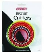 Round Pastry Cutters