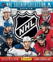 Panini NHL 2014-2015 Hockey Autocollants A Vendre / For Sale