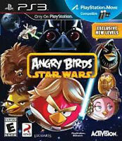 ps3 angry birds star wars (neuf)