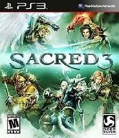 Sacred 3 for PS3