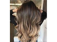 Hair Extensions no heat or damaging chemicals