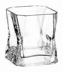 Double Blade Runner Whisky Glass _DESIGNED BY CINI BOERI(Twin Pack)