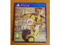 FIFA 17 PS4. Used 3 Times! Mint Condition!