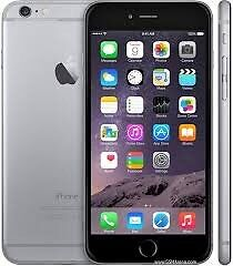 Used 64 gb iphone 6plus locked to bell Kitchener / Waterloo Kitchener Area image 1