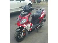 longjia raptor 125cc