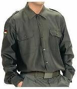 Olive Green Army Shirt