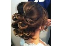 HAIRDRESSER - BRIDAL DRESS-UP AND BEAUTY SERVICE - 07870324602