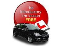 ******Driving lesson.driving lessons, driving instructor, 1st hour lesson free ***********