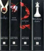 The Twilight Series by Stephenie Meyer