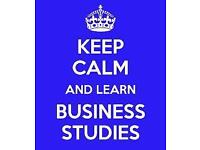 Business Studies / Economics Tutor - BTEC/GCSE/ALEVEL Oxford Educated and Outstanding Teacher
