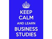 Business Studies Tutor - Outstanding Rated/Oxbridge Graduate - summer bookings - GCSE/ALevel