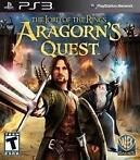In de ban van de Ring Aragorns Avontuur (ps3 used game)