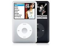 Apple iPod Classic 30gb Black - Fully Working No Faults