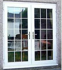 Merrett Home Hardware Building Centre 5ft W x 80 Exterior Patio Double French Door