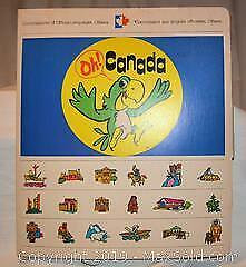 Oh! Canada  a 1975 bilingual word game based on the comic book Oh!