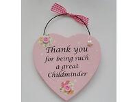 Urgent Childminder need