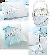 Flower Girl Basket and Pillow