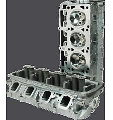 Chrysler / Dodge Performance Modern 5.7L Hemi Cylinder Heads