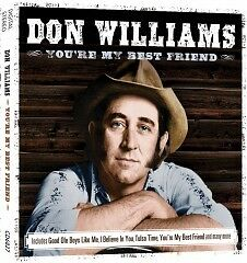 Don Williams - You're My Best Friend - CD - BRAND NEW SEALED