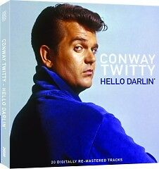Conway Twitty - Hello Darlin - CD - BRAND NEW SEALED