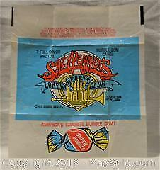 Vintage The BEATLES Sgt. Peppers Lonely Hearts Club BUBBLE GUM cards by Donruss 1978