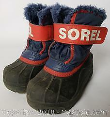 Sorel Kids Winter Boots