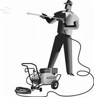 PRESSURE WASHING SERVICES AVAILABLE