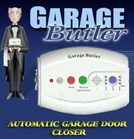 Garage Door Butler (Automatic Programmable Garage Door Closer)