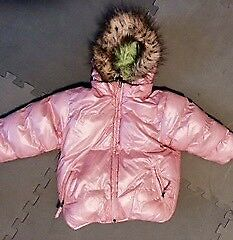 Girls and boys winter jackets and snow suits