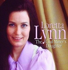 Loretta Lynn - The Coal Miner's Daughter - CD - BRAND NEW SEALED