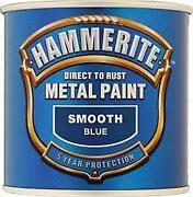 Hammerite Smooth Blue