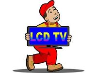 TV and Audio repairs and installations. 07876 308900