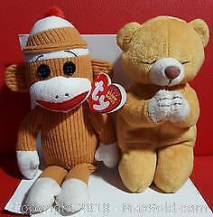 Beanie Baby Set Of 2
