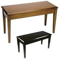 LARGE AMOUNT OF PIANO BENCHES..FROM $65.00
