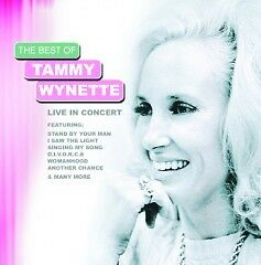 Tammy Wynette - The Best Of - CD - BRAND NEW SEALED
