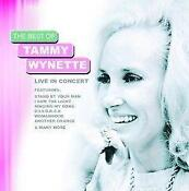 Tammy Wynette CD