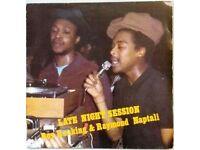 Roy Ranking & Raymond Naptali - Late Night Session (ORIGINAL UK PRESS) CF 1982