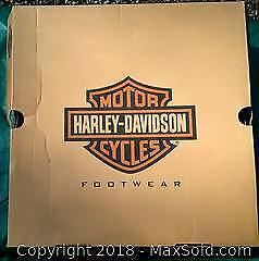 Harley-Davidson Riding Boots, Like New