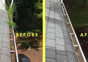 Gutter cleaning and repairs .. No job to big or small