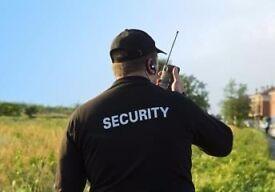 Security Guards Required in New Cumnock/ Dalmellington Area